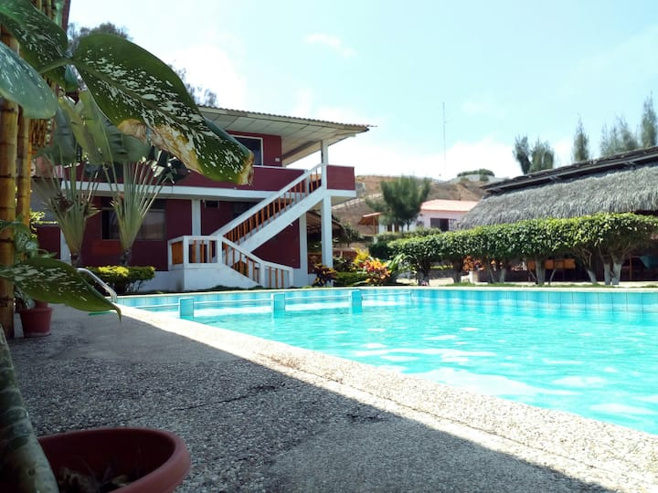 Casa Playa Manglaralto