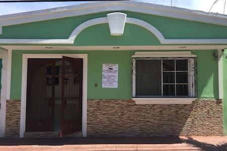 Safe and authentic pueblo living in El Salvador - San Pedro Perulapán - House