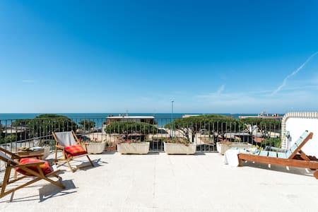 """Apartments Mazagón """"Beach"""" with a huge terrace"""