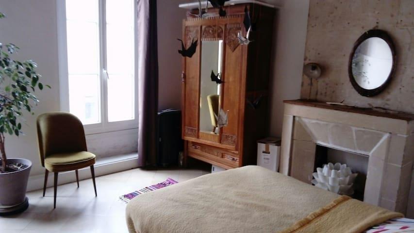 Appartement hyper centre, équipé et chaleureux - Cauen - Pis