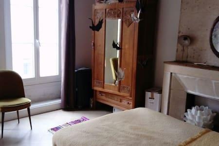 Appartement hyper centre, équipé et chaleureux - Caen - Byt
