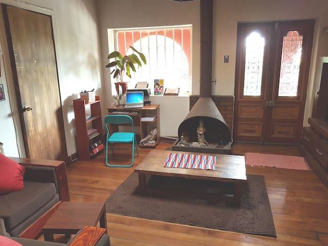 Casa del Cerro, Las Condes Habitaciones privadas a