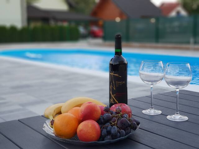 Villa Čančar Plitvice Lakes - Double Room
