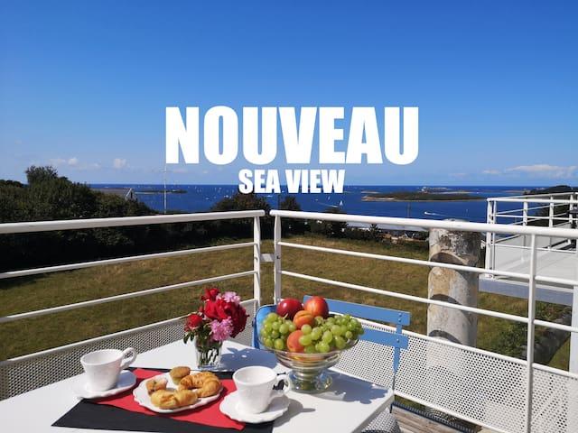 Q1 - BNB Confort Residence- Landéda - Sea View