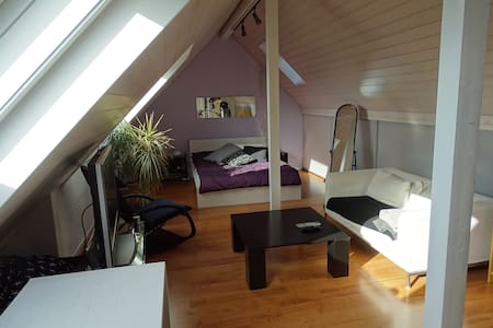 Sunny and spacious room - Baar