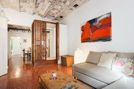 Cute apartment in trendy Gotico