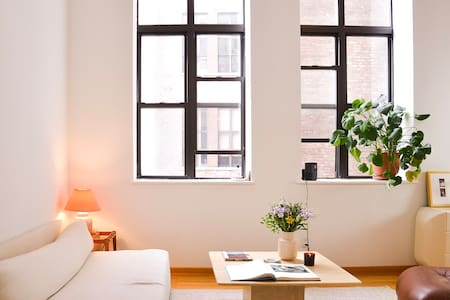stunning 2 floors apt in the lower east side
