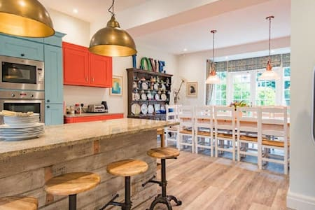 Spacious Family Home in the Heart of Aldeburgh
