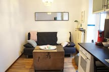 Helles ruhiges Appartement citynah