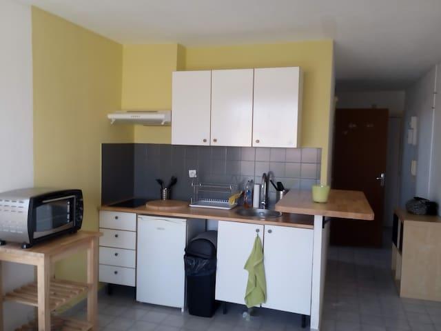 Appartement cosy 15mn des plages et des Cévennes - Lunel - Pis