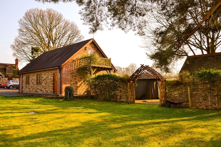 'Forest View' - Annexe - A rural location.