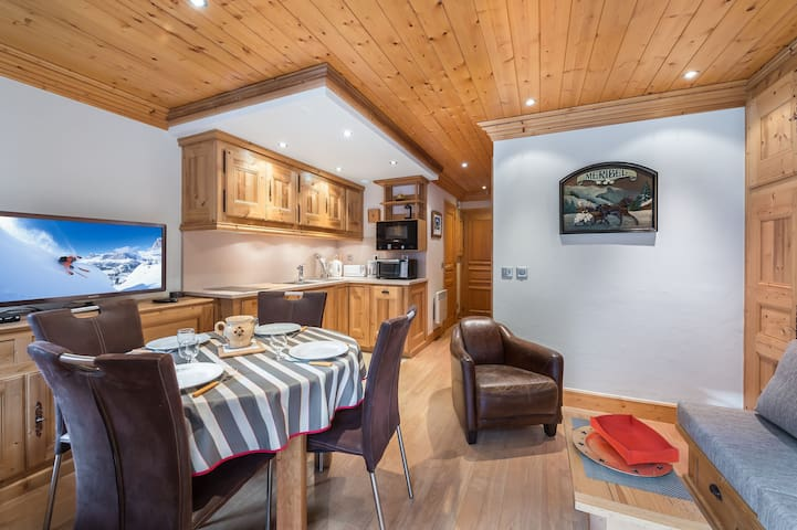 Tremplin 1 - Charming apartment in the resort