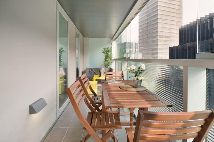 CENTRIC APARTMENT GRAN VIA 2 - L'Hospitalet de Llobregat - Appartement