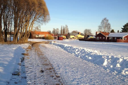 Hus 2 km från Vasaloppsmålet - Mora