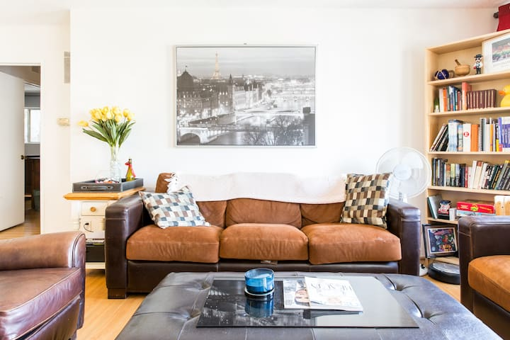 Retro West Hollywood W/Parking - West Hollywood - Appartement