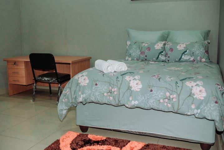 1 bedroom 2 sleeper
