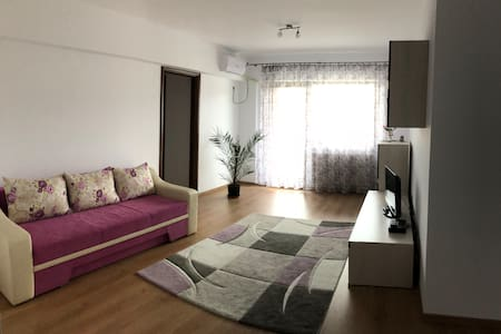 Green tower apartment