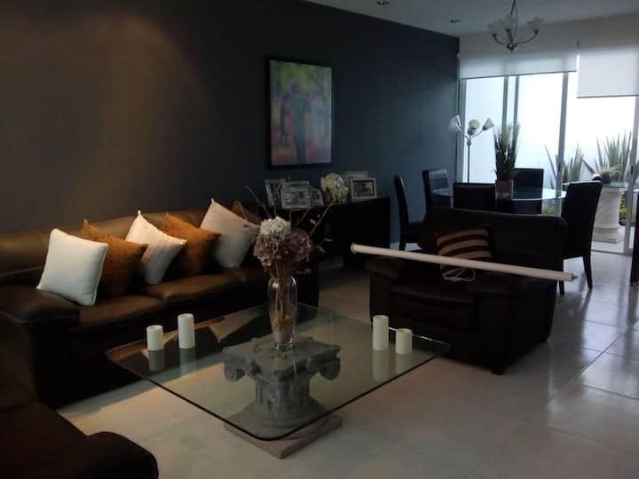 Habitación privada en coto residencial