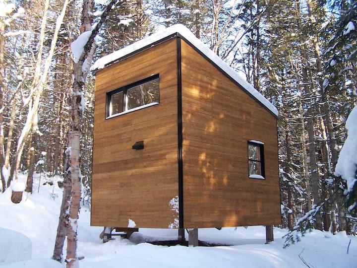 Mini-Gîte L'Ermitage, en pleine nature (NEW)!
