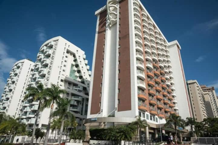 Flat / Hotel - Barra da Tijuca / Rio de Janeiro