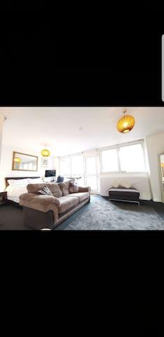 zone 1 lovely 1 Bedroom flat with balcony