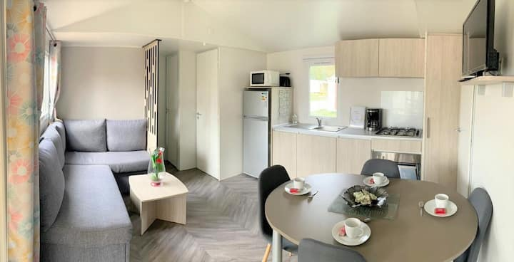 Mobil Home 2020 6 pers Camping 4*