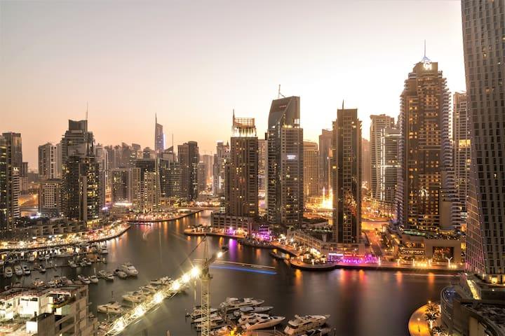 Spectacular apartment, TOP views - Dubai