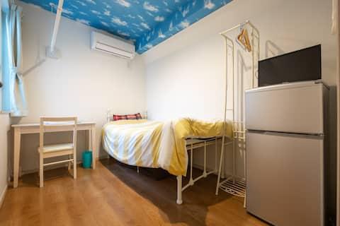 ★NEW★Cozy room in Ikebukuro area/ Share room