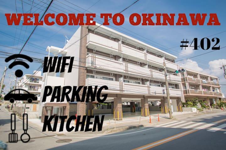 気軽に泊まれるワンルーム/Budget APT/一间房-沖縄琉球OKINAWA #402