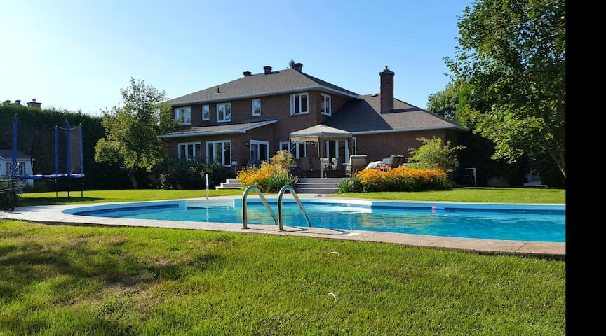 Large, private estate home - perfect for families!