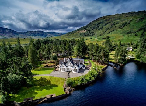 Lochside House—haven of tranquility