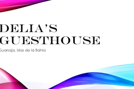 Delia's Guesthouse - Upstairs