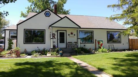 Robinson's Mill House