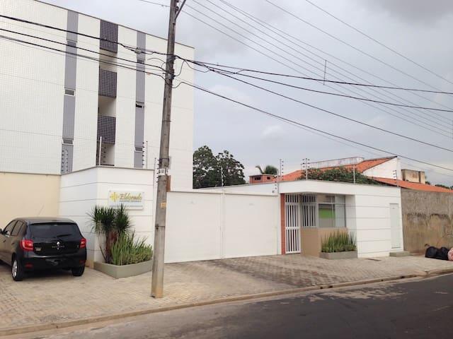 Flat Mobiliado - São Luís - Apartamento