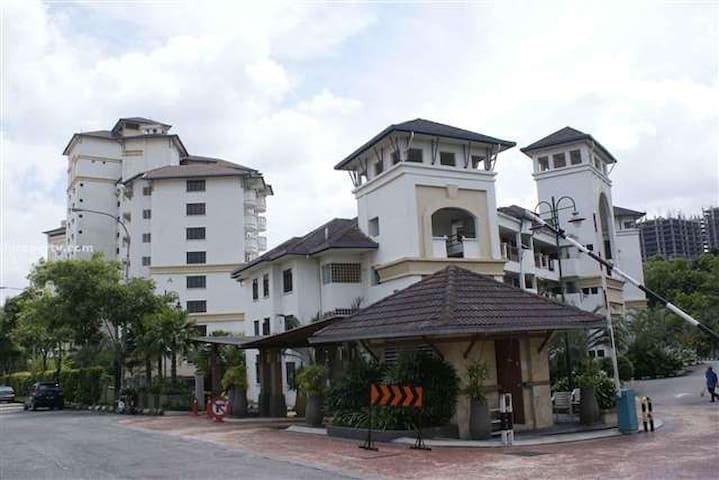 Penhouse in Subang Jaya - Subang Jaya - Condominium