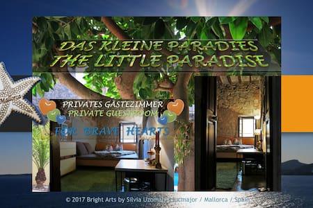 BRAVE HEART'S LITTLE PARADISE - Llucmajor - Bed & Breakfast