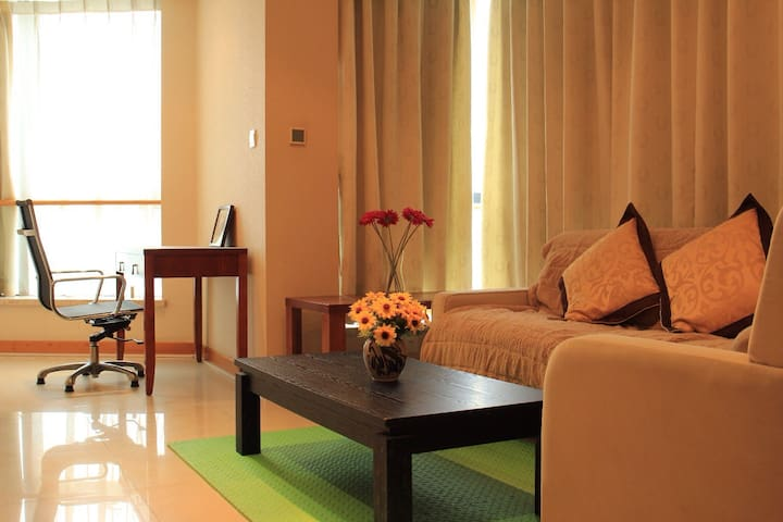 ❤ Modern apartment in the city center, Foshan - Foshan - Apartamento