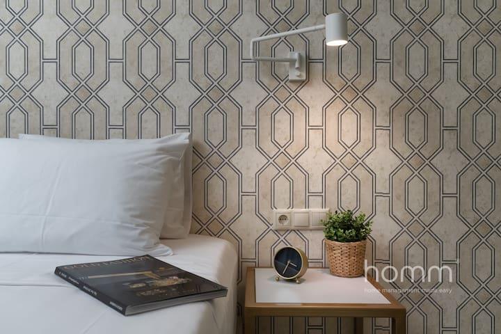 Elegant homm B1 Apartment in the heart of Plaka