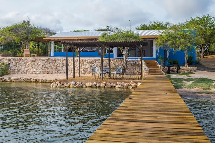 Villa Hammaka beach house - your private paradise - Willemstad - House