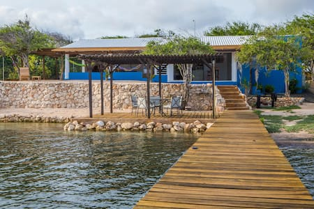Villa Hammaka beach house - your private paradise - Willemstad