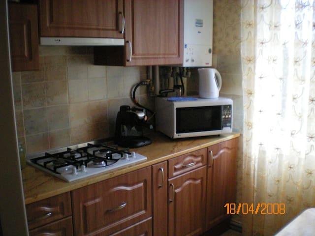 Квартира сделанная с душой! - Uzhhorod - Huoneisto