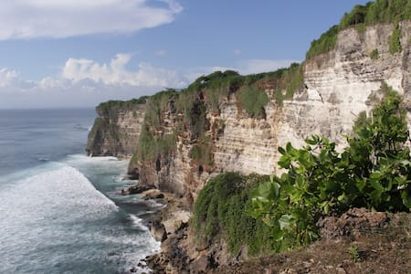 Cozy Clifftop Cottage by Uluwatu Surf Beach #2 - South Kuta
