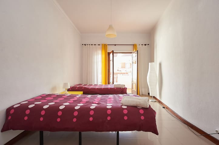 Pousada da Vila | Twin room w/ terrace