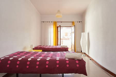 Pousada da Vila | Twin room w/ terrace