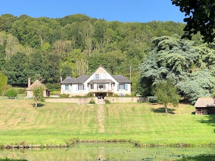 Domaine de la Villa Fiquefleuraise
