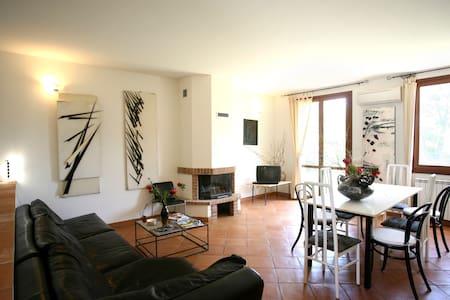 Capalbio-Retreat. Apartment near the sea for 8-10p - Pescia Fiorentina - Pis
