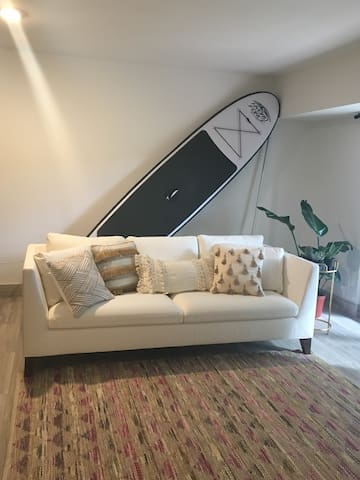 1br on the water- with paddle board! - Miami - Pis