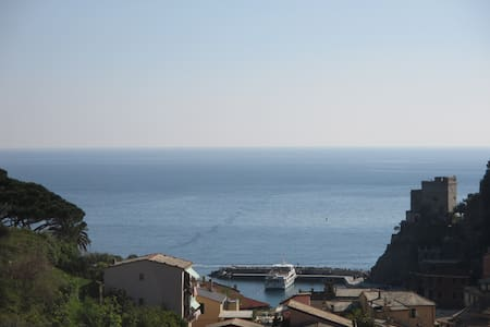 Lemon apartment Monterosso 5 Terre