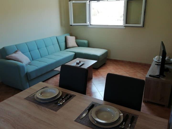 Comfortable apartment near the sea!!