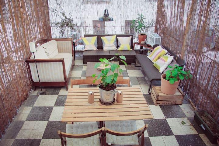 Appartement avec terrasse et parking saint Louis - Versailles - Lägenhet